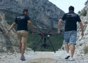 productora drones benidorm